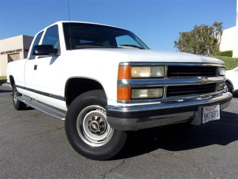 1997 Chevrolet C/K 2500 Series for sale at Solutions Auto Sales Corp. in Orange CA