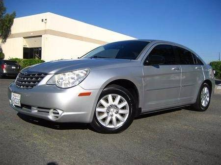 2009 Chrysler Sebring for sale at Solutions Auto Sales Corp. in Orange CA