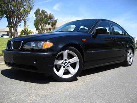 2005 BMW 3 Series for sale at Solutions Auto Sales Corp. in Orange CA