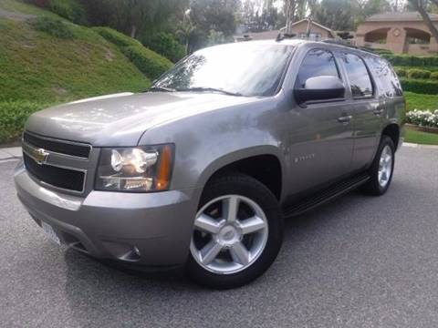 2008 Chevrolet Tahoe for sale at Solutions Auto Sales Corp. in Orange CA