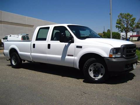 2004 Ford F-350 Super Duty for sale at Solutions Auto Sales Corp. in Orange CA