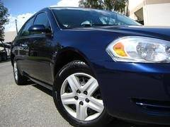 2008 Chevrolet Impala for sale at Solutions Auto Sales Corp. in Orange CA