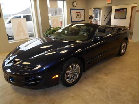 2000 Pontiac Firebird for sale in Moundsville, WV