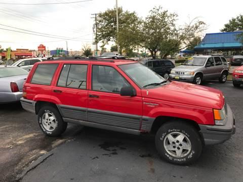 1994 Jeep Grand Cherokee for sale in North Aurora, IL