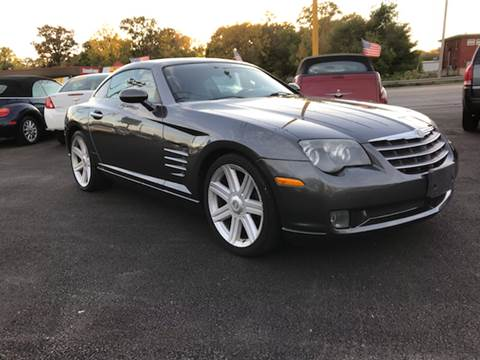 2004 Chrysler Crossfire for sale in North Aurora, IL