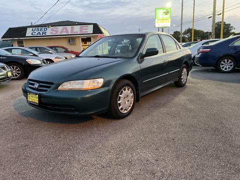 2002 Honda Accord for sale in North Aurora, IL