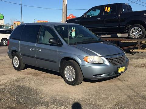 2003 Chrysler Voyager for sale in North Aurora, IL