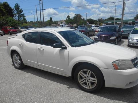 2008 Dodge Avenger for sale in North Fort Myers, FL