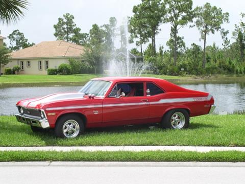 1972 Chevrolet Nova for sale in North Fort Myers, FL
