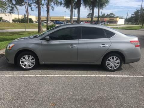2014 Nissan Sentra for sale in Orlando, FL
