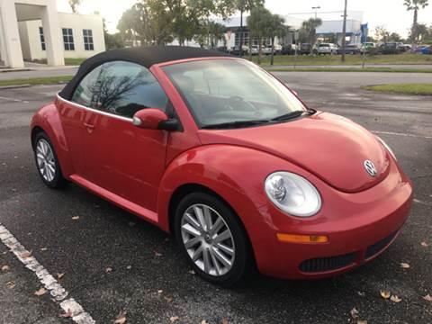 2008 Volkswagen New Beetle for sale in Orlando, FL