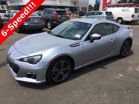 2015 Subaru BRZ for sale in Portland, OR