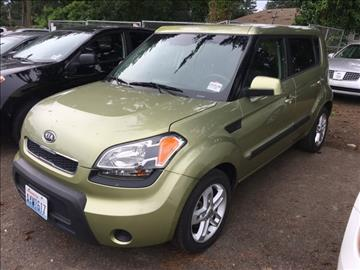 2011 Kia Soul for sale in Portland, OR