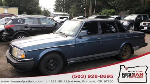 1991 Volvo 240 for sale in Portland, OR