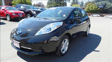 2013 Nissan LEAF for sale in Portland, OR