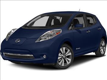 2017 Nissan LEAF for sale in Portland, OR