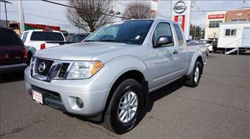 2016 Nissan Frontier for sale in Portland, OR