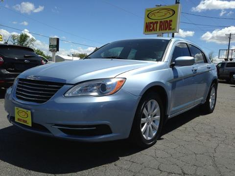 2012 Chrysler 200 for sale in Nampa, ID