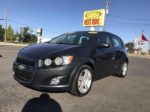 2014 Chevrolet Sonic for sale in Nampa, ID