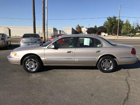 2002 Lincoln Continental for sale in Nampa, ID