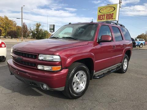 2004 Chevrolet Tahoe for sale in Nampa, ID