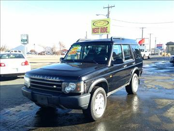 2004 Land Rover Discovery for sale in Nampa, ID