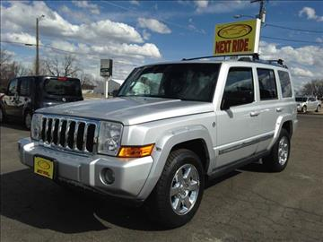 2006 Jeep Commander for sale in Nampa, ID