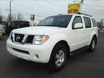 2007 Nissan Pathfinder for sale in Nampa, ID
