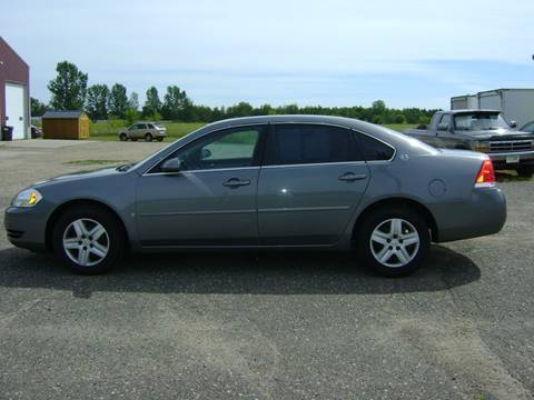 2011 Chevrolet Impala for sale in Little Falls, MN