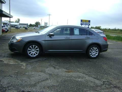 2013 Chrysler 200 for sale in Little Falls, MN