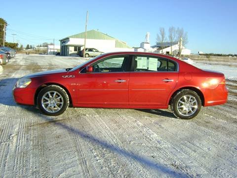 2007 Buick Lucerne for sale in Little Falls, MN