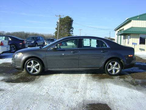 2011 Chevrolet Malibu for sale at MK Cars in Little Falls MN