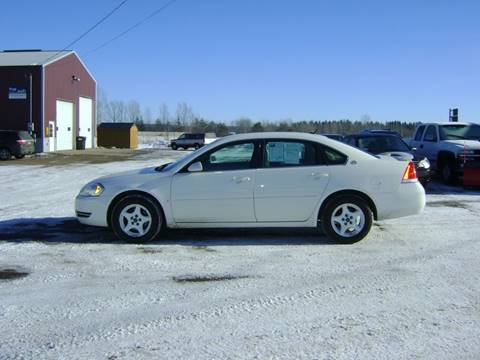 2007 Chevrolet Impala for sale at MK Cars in Little Falls MN