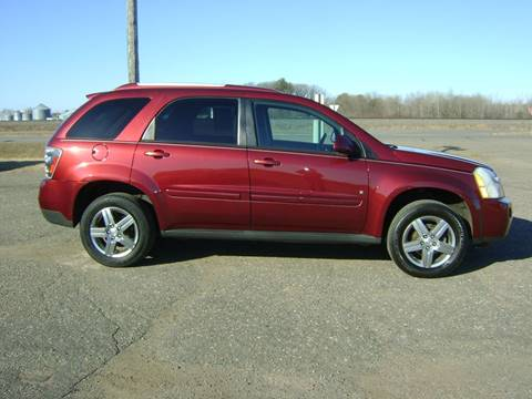 2008 Chevrolet Equinox for sale at MK Cars in Little Falls MN