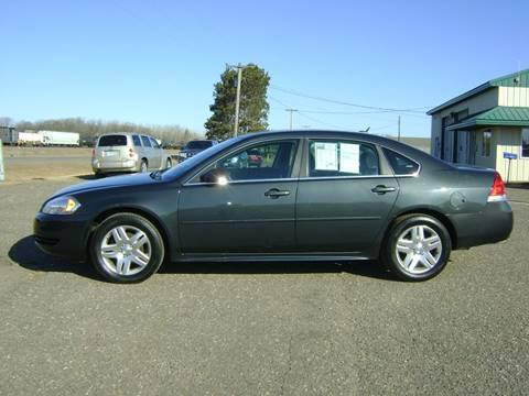 2014 Chevrolet Impala Limited for sale at MK Cars in Little Falls MN
