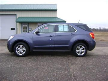 2014 Chevrolet Equinox for sale at MK Cars in Little Falls MN