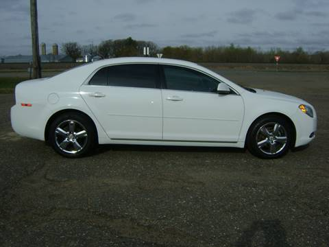 2010 Chevrolet Malibu for sale at MK Cars in Little Falls MN