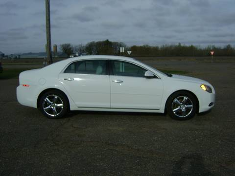 2012 Chevrolet Malibu for sale at MK Cars in Little Falls MN