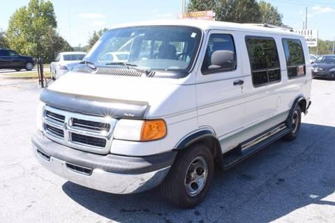 1999 Dodge Ram Van for sale in Suwanee, GA