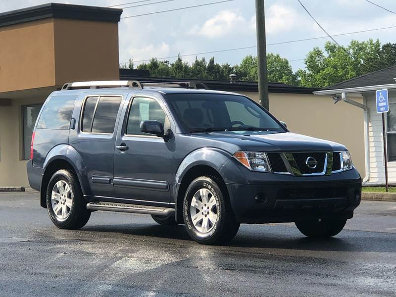 2005 Nissan Pathfinder For Sale At United Auto Gallery In Suwanee GA