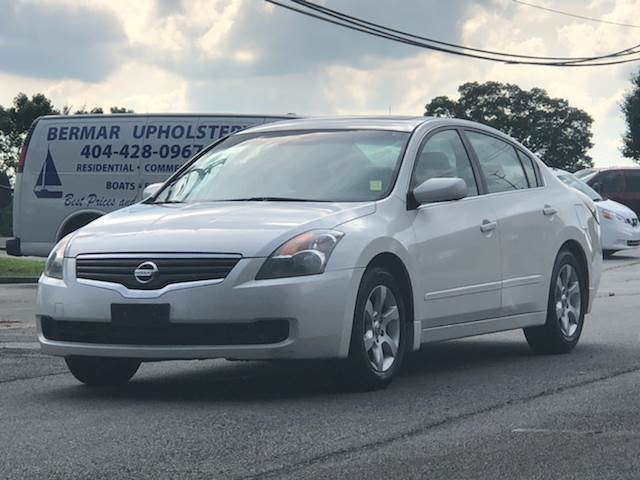 2008 Nissan Altima For Sale At United Auto Gallery In Suwanee GA