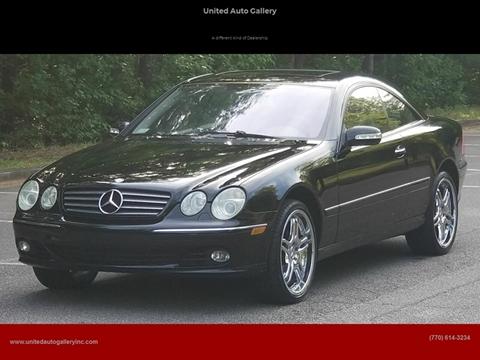 2004 Mercedes-Benz CL-Class for sale in Suwanee, GA