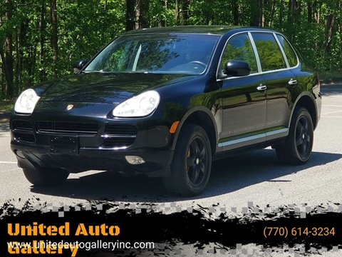 2006 Porsche Cayenne for sale in Suwanee, GA