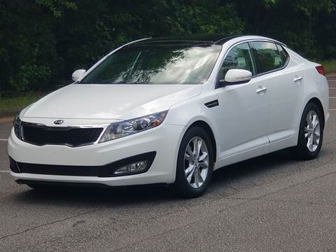 2013 Kia Optima for sale at United Auto Gallery in Suwanee GA