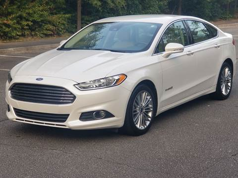 2014 Ford Fusion Hybrid for sale in Suwanee, GA