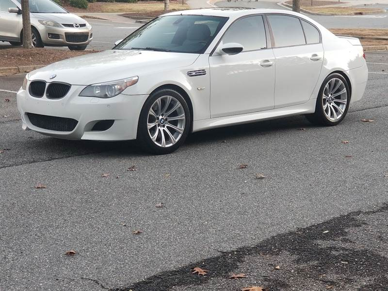 2006 BMW M5 for sale at United Auto Gallery in Suwanee GA