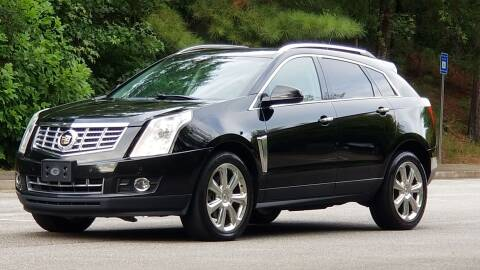 2015 Cadillac SRX for sale at United Auto Gallery in Suwanee GA