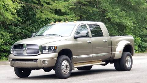 2008 Dodge Ram Pickup 3500 for sale at United Auto Gallery in Suwanee GA