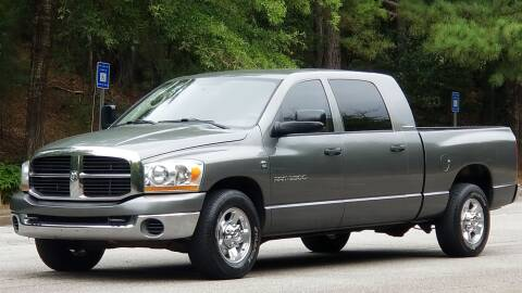 2006 Dodge Ram Pickup 3500 for sale at United Auto Gallery in Suwanee GA