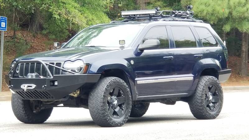 2005 Jeep Grand Cherokee for sale at United Auto Gallery in Suwanee GA